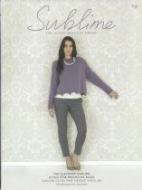 705 - The Eleventh Sublime Extra Fine Merino DK Book